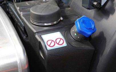 Diesel Exhaust Fluid Tank